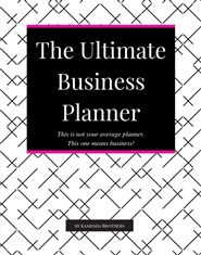 The Ultimate Business Planner cover image