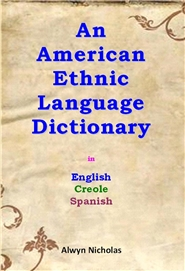 An American Ethnic Language Dictionary cover image