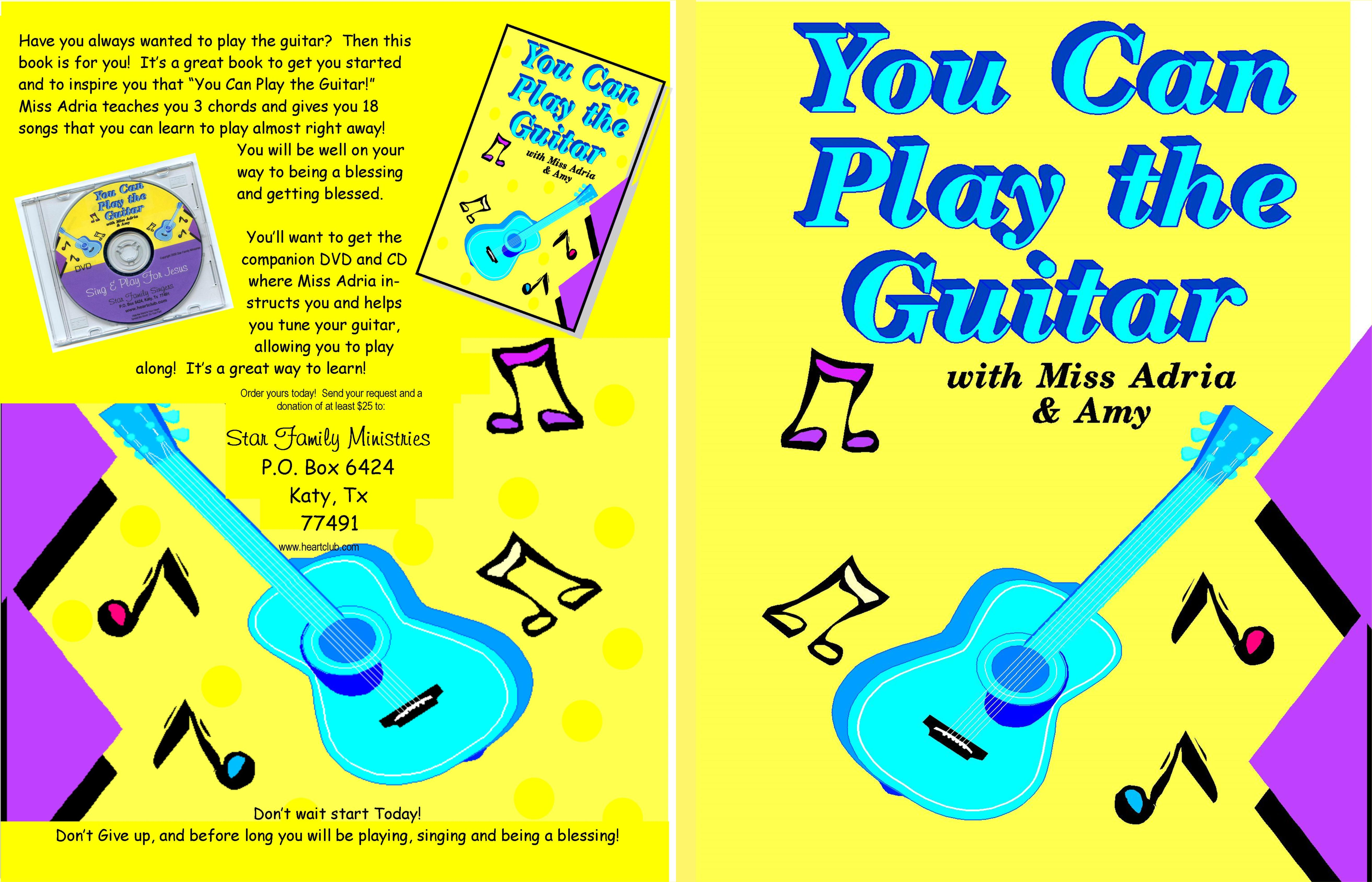 You Can Play the Guitar cover image