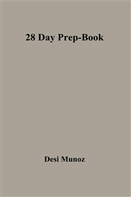 28 Day Prep-Book cover image