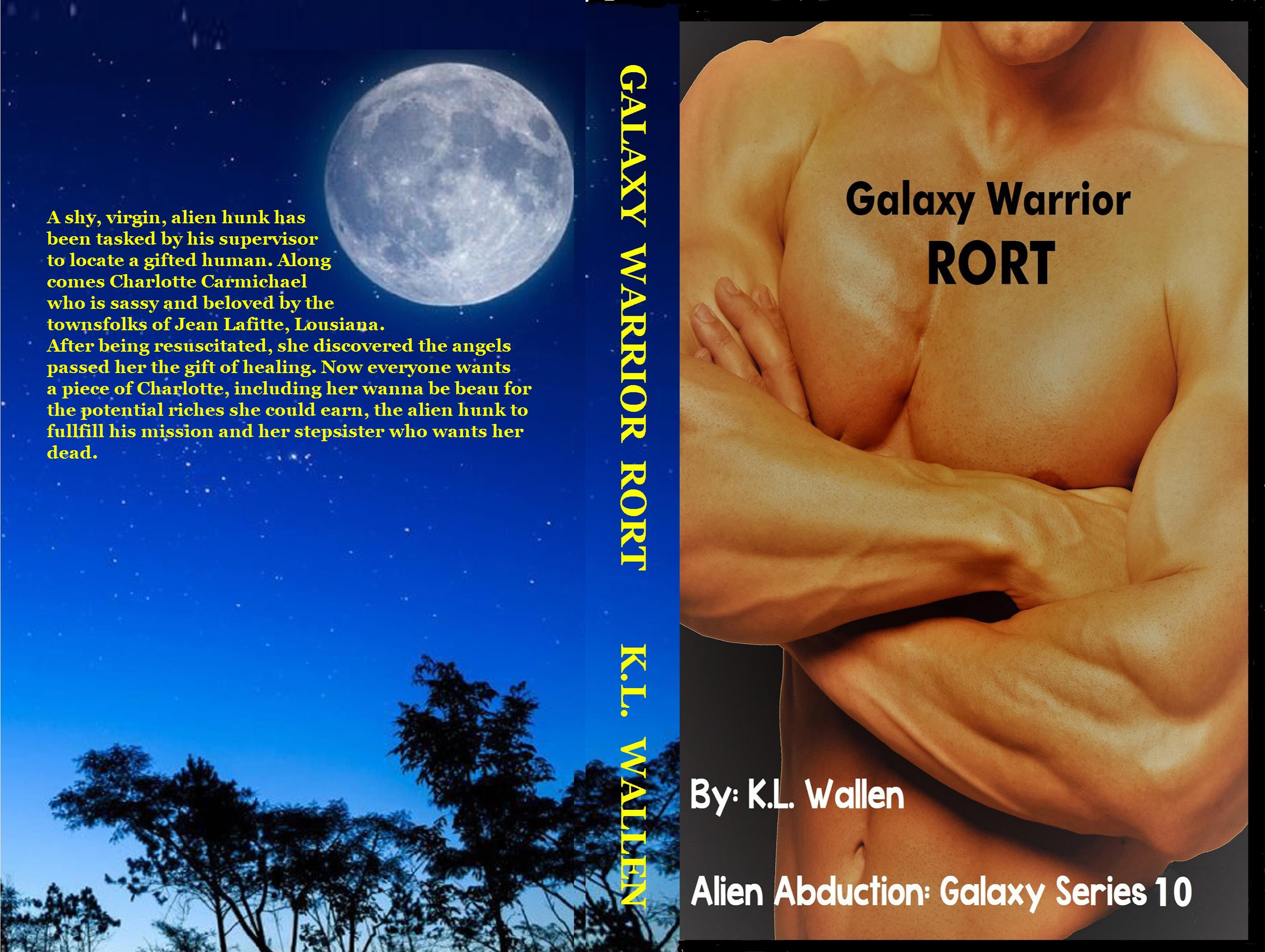 Galaxy Warrior Rort cover image