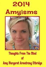 2014 Amyisms cover image
