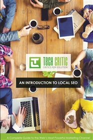 An Introduction to Local SEO cover image