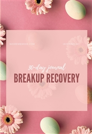 30-Day Breakup Recovery Journal cover image