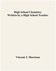 High School Chemistry Written by a High School Teacher cover image