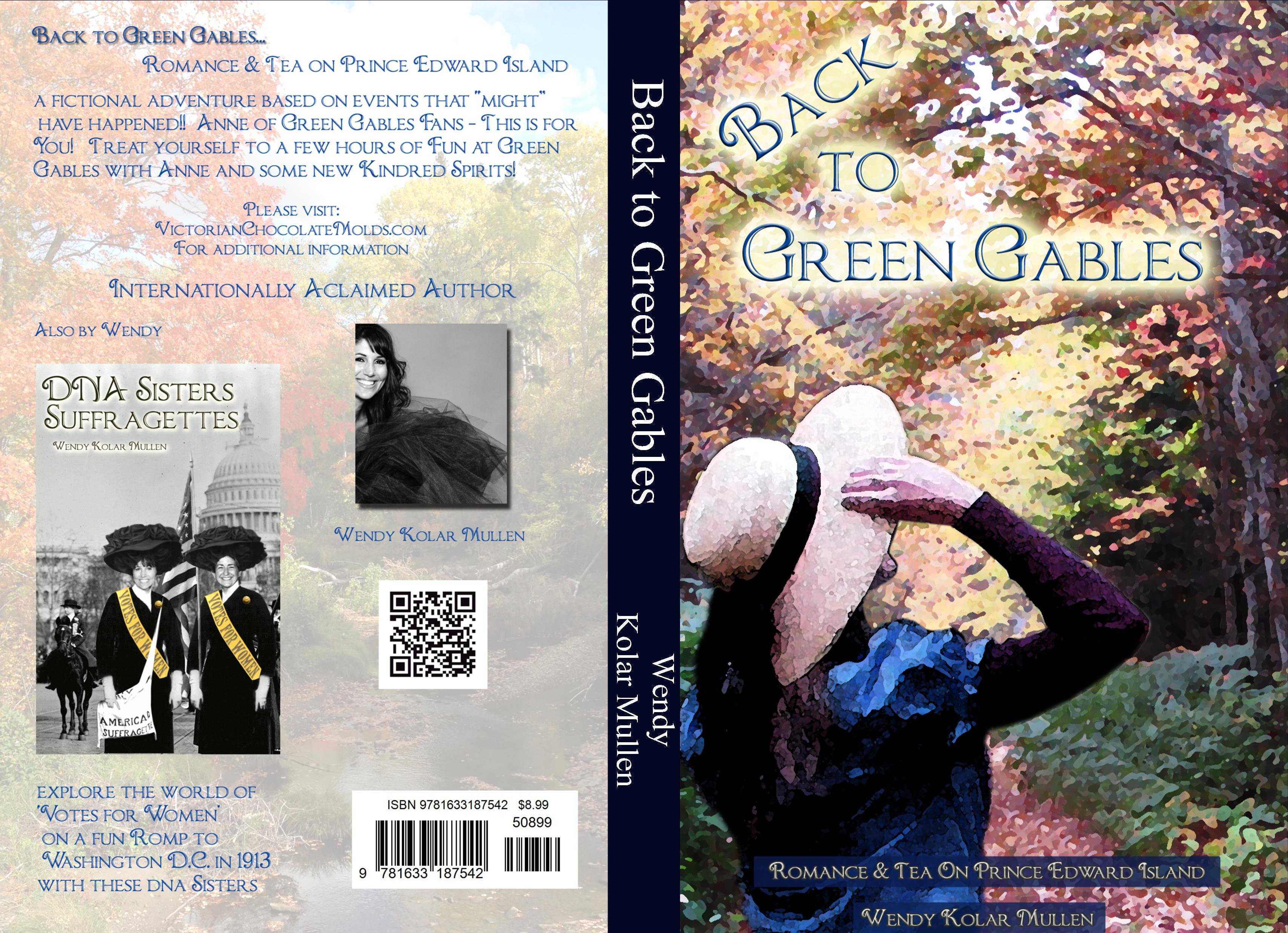 Back to Green Gables cover image