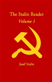 Stalin Reader, Vol 1 cover image