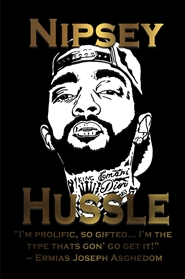Nipsey Hussle Journal 3 cover image