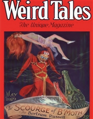 Weird Tales 1929 May cover image