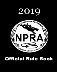 2019 Official Rulebook cover image