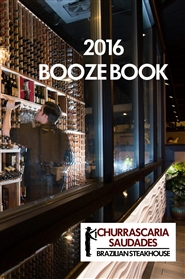 2016 Booze Book cover image
