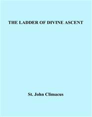 THE LADDER OF DIVINE ASCENT cover image