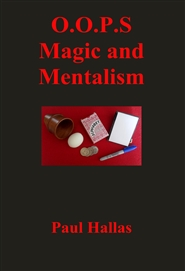 O.O.P.S Magic and Mentalism cover image