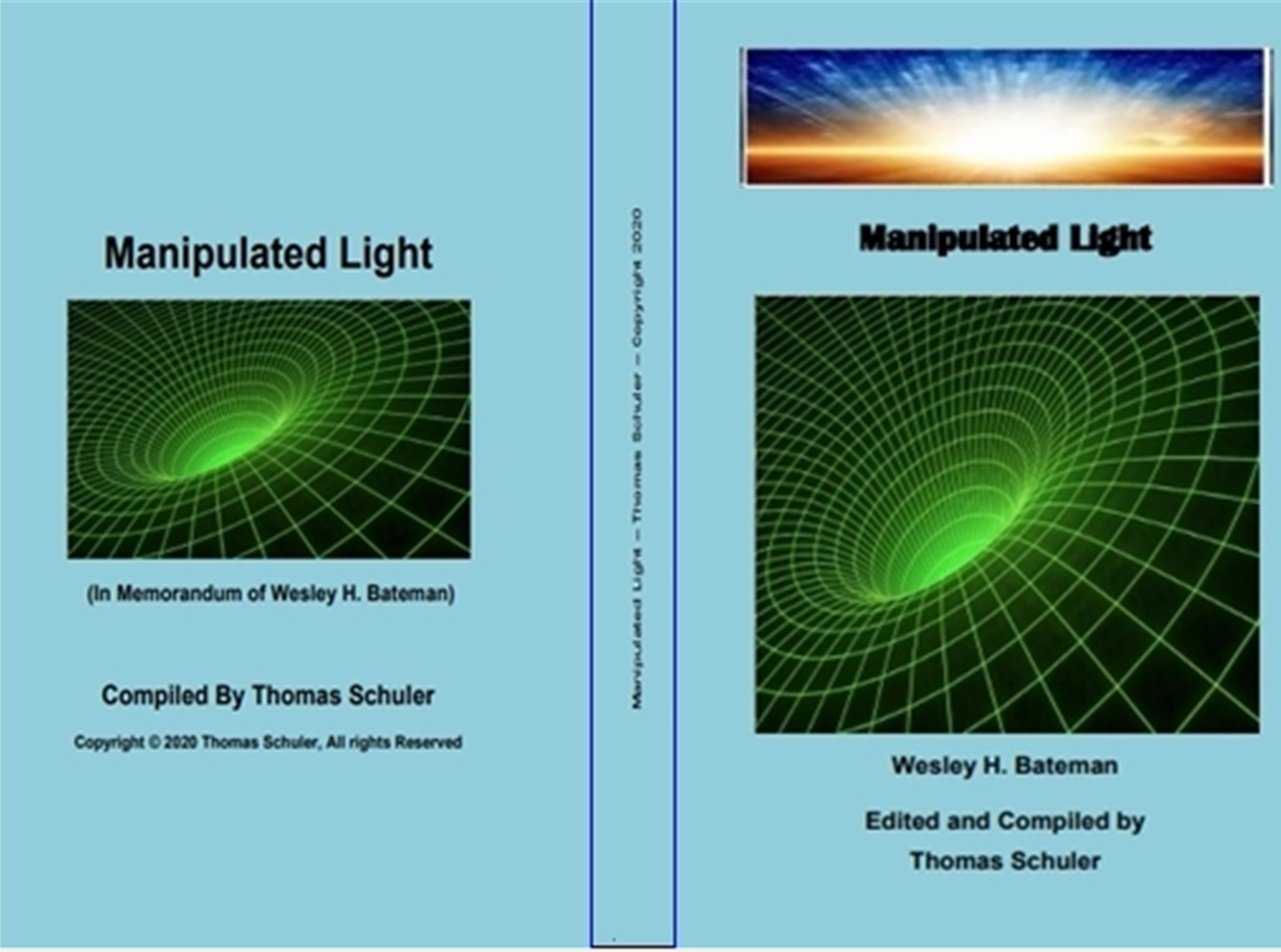 Manipulated Light cover image