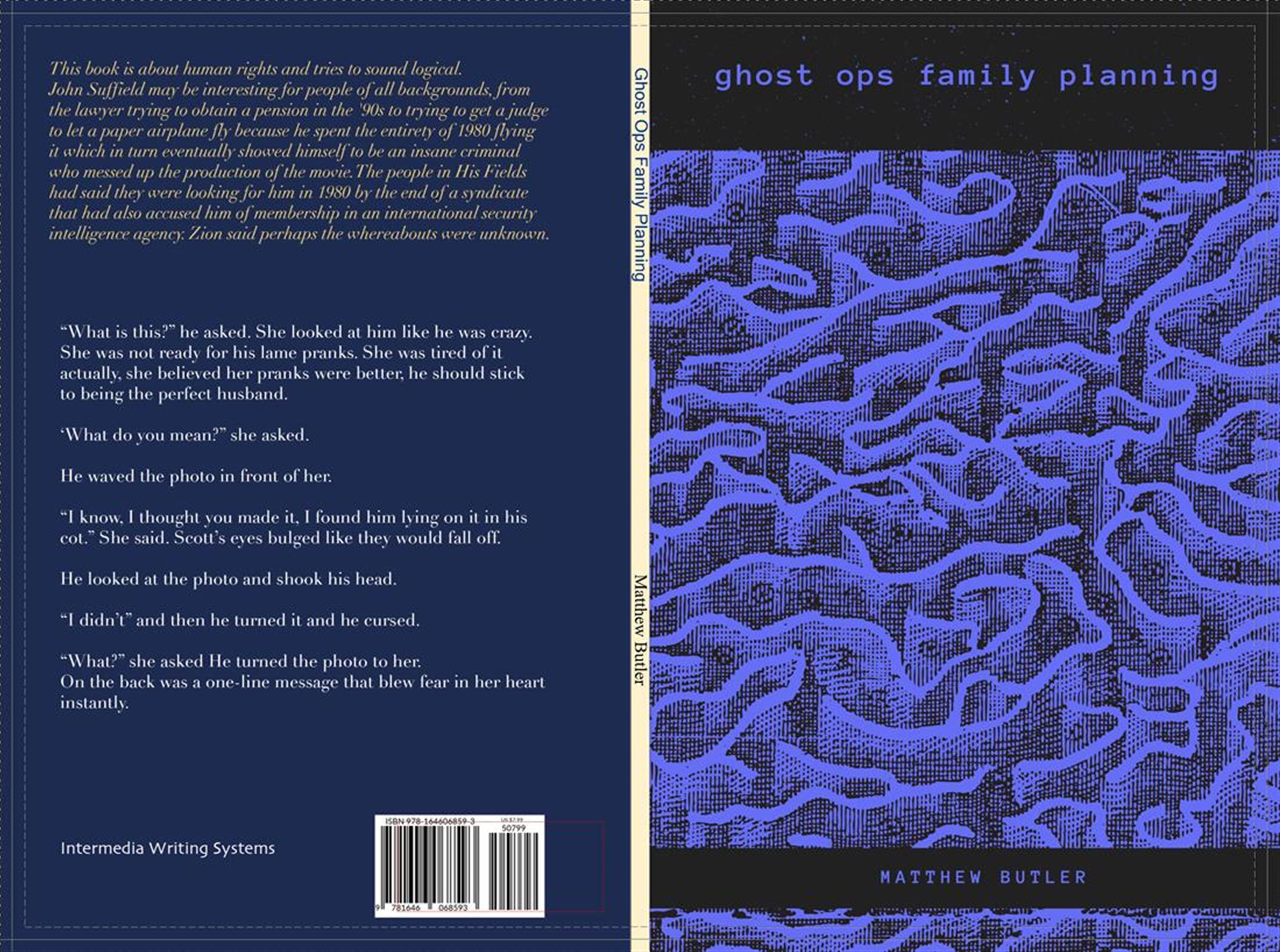 Ghost Ops Family Planning cover image