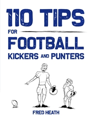 110 Tips for Football Kickers and Punters cover image