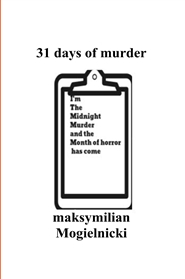 31 days of murder cover image