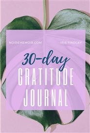 30-Day Gratitude Journal cover image