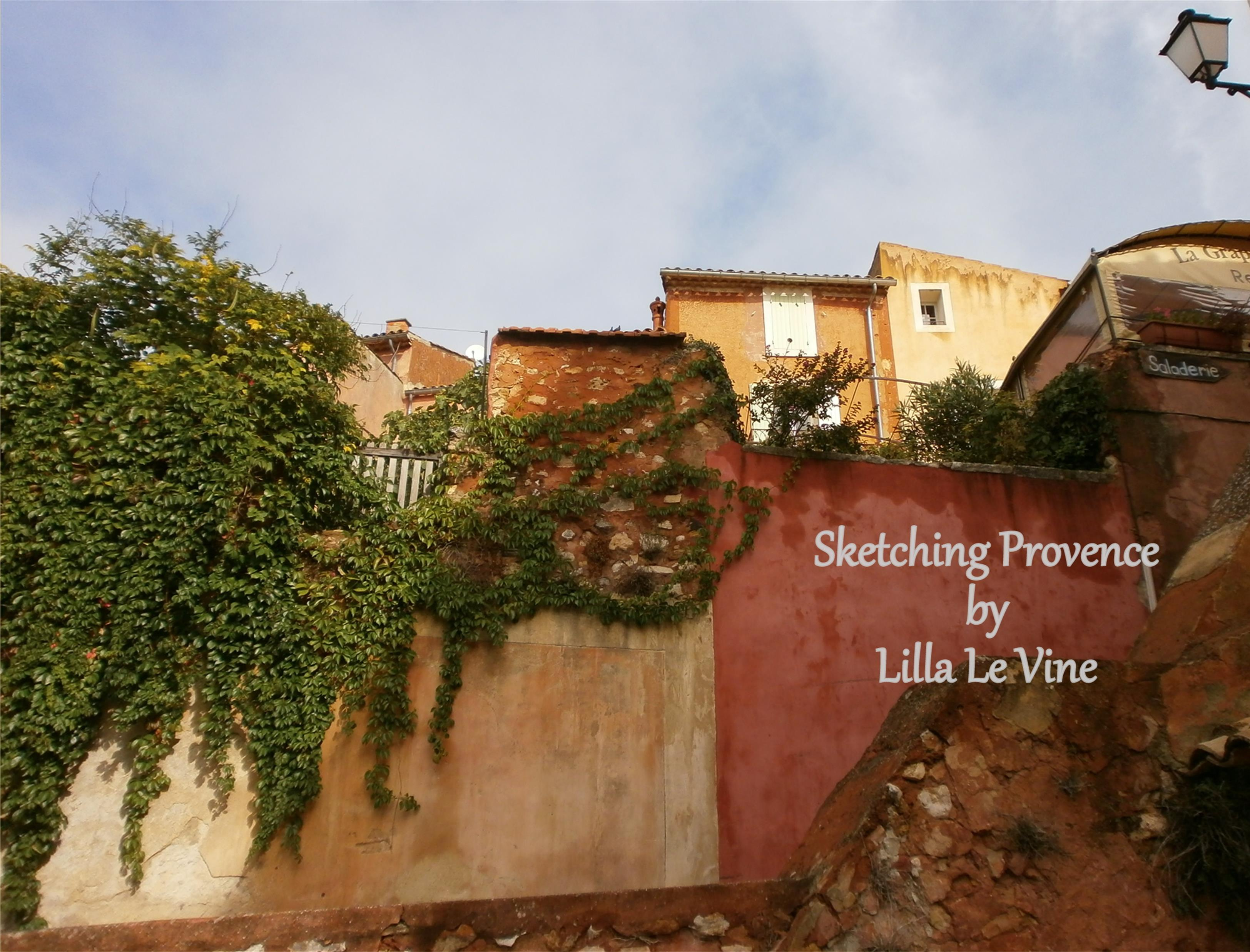 Memories of Provence cover image