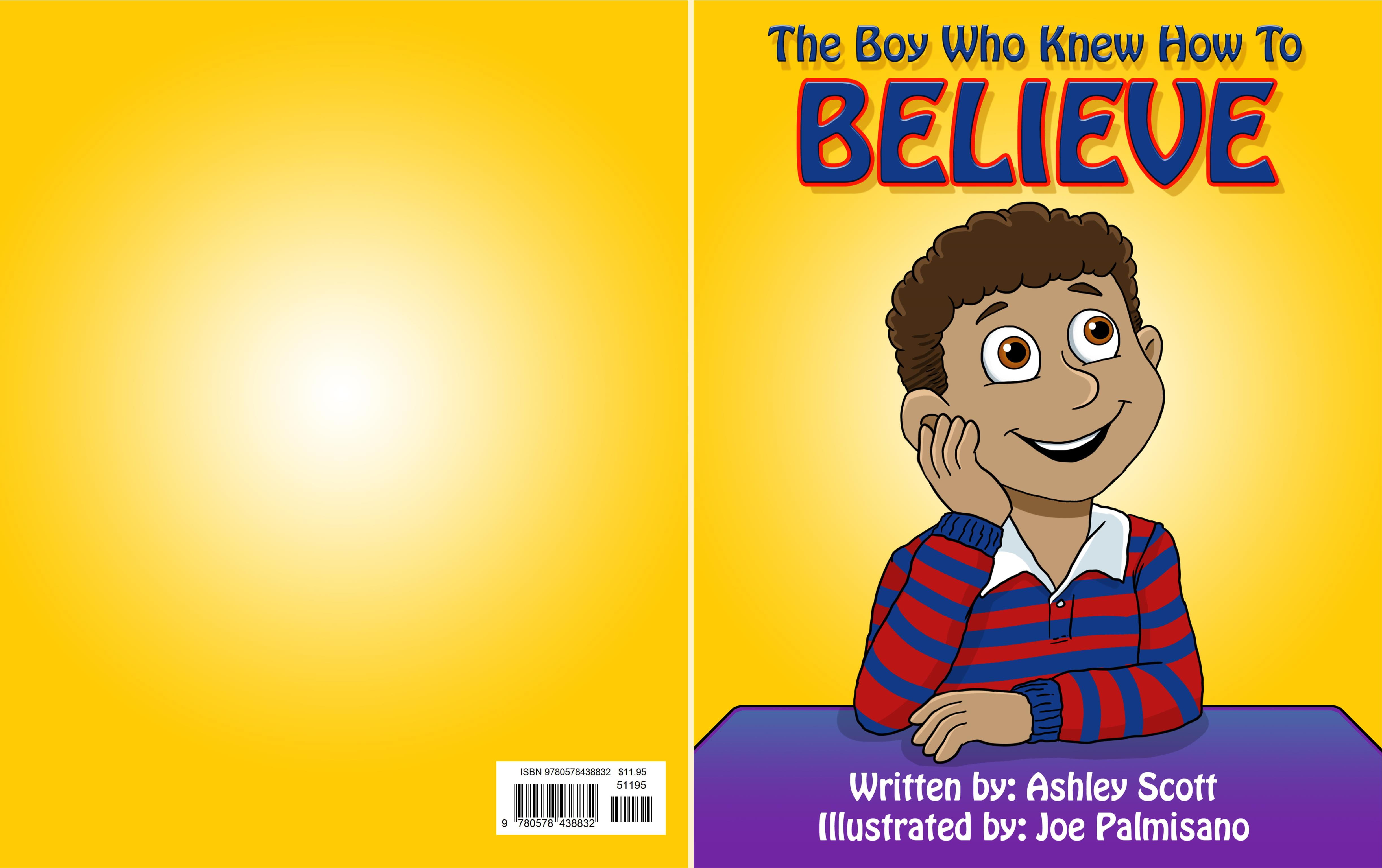 The Boy Who Knew How to Believe cover image