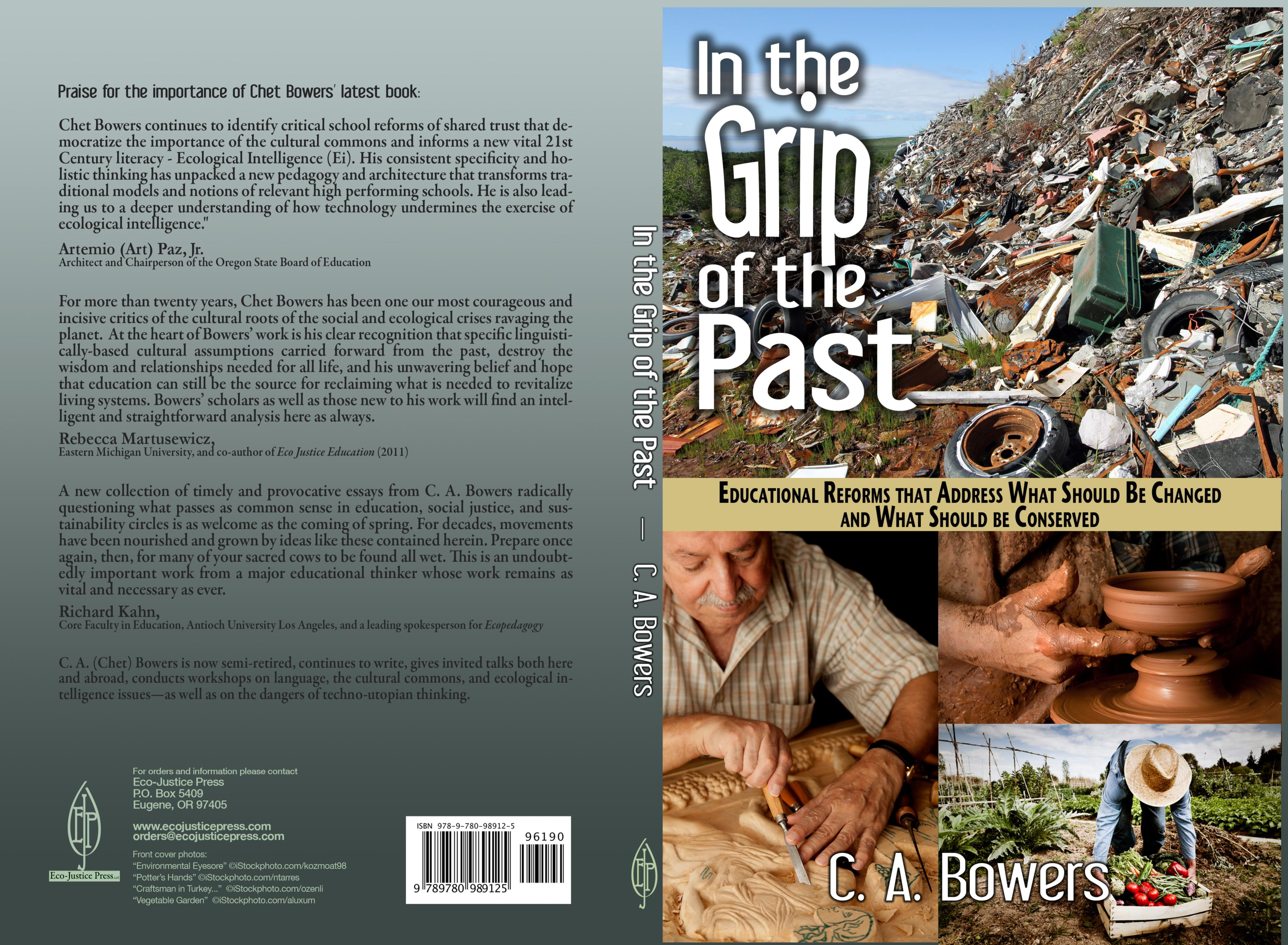 In the Grip of the Past: Educational Reforms that Address What should Be Changed and What Should be Conserved cover image