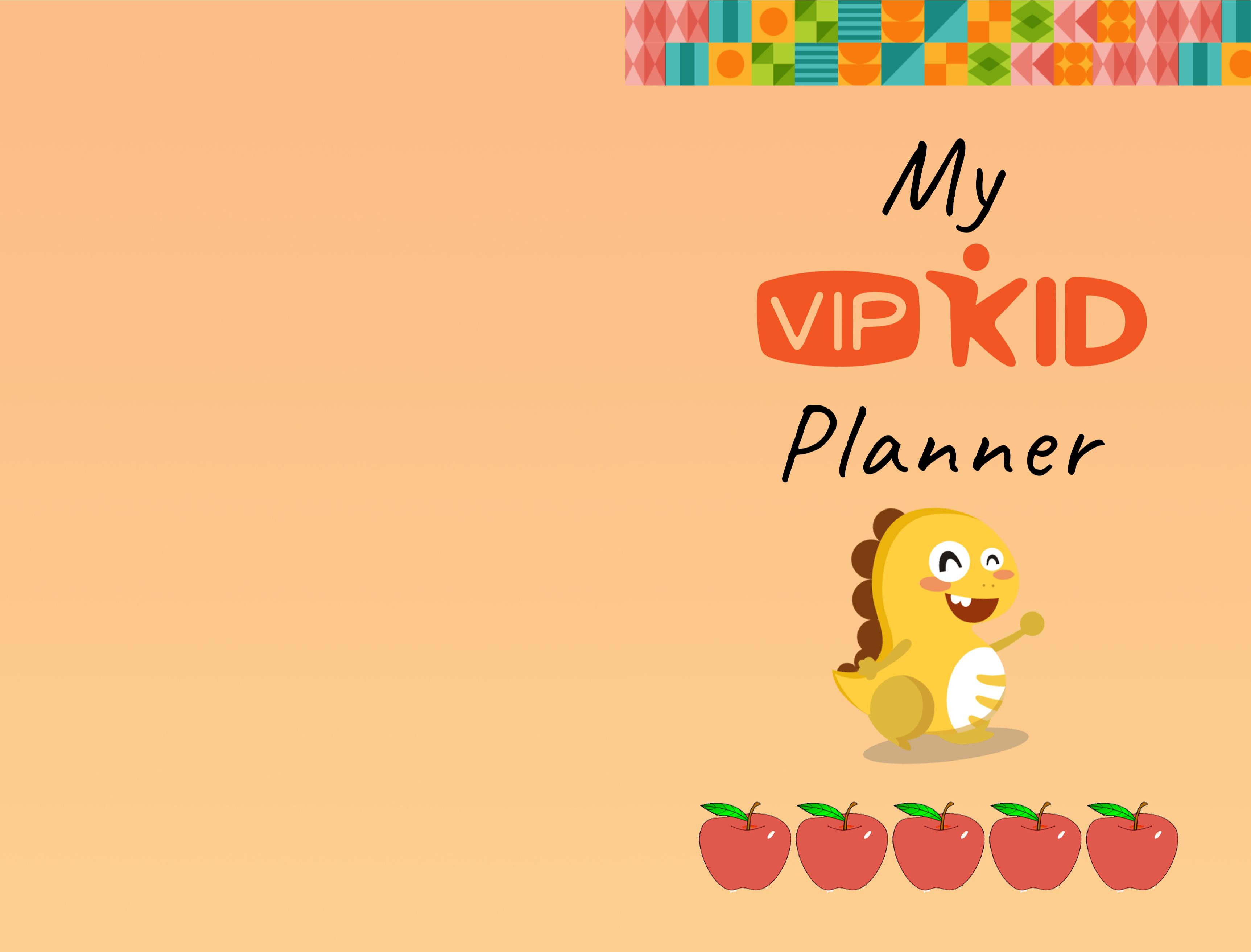 My VIPKid Planner cover image