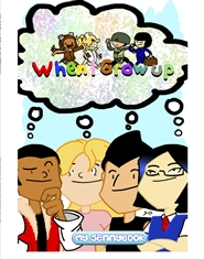The When-I-Grow-Up MyJennyBook cover image