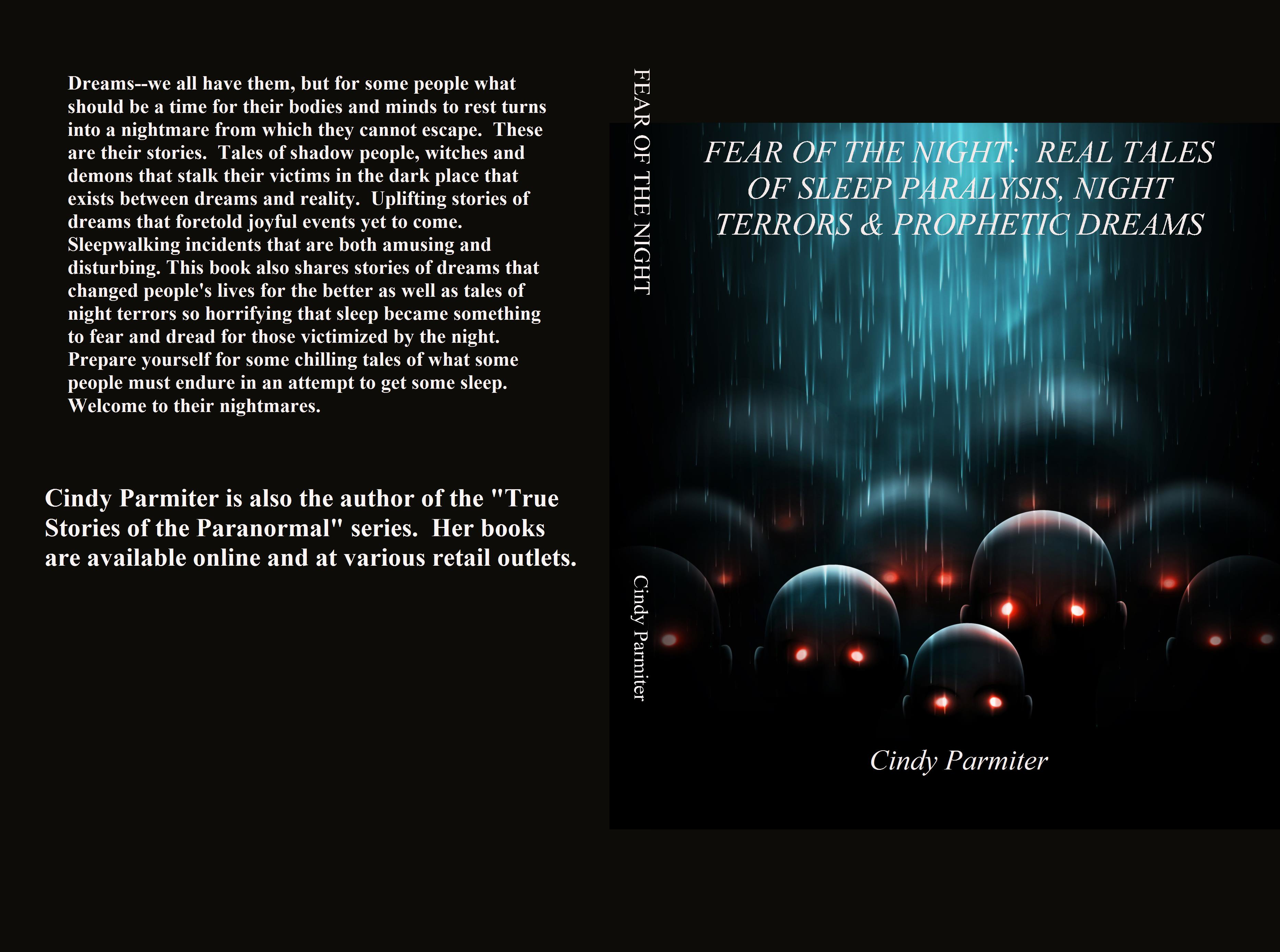 FEAR OF THE NIGHT: REAL TALES OF SLEEP PARALYSIS, NIGHT TERRORS & PROPHETIC DREAMS cover image