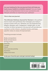 The Ultimate Wellness Journal for Women cover image