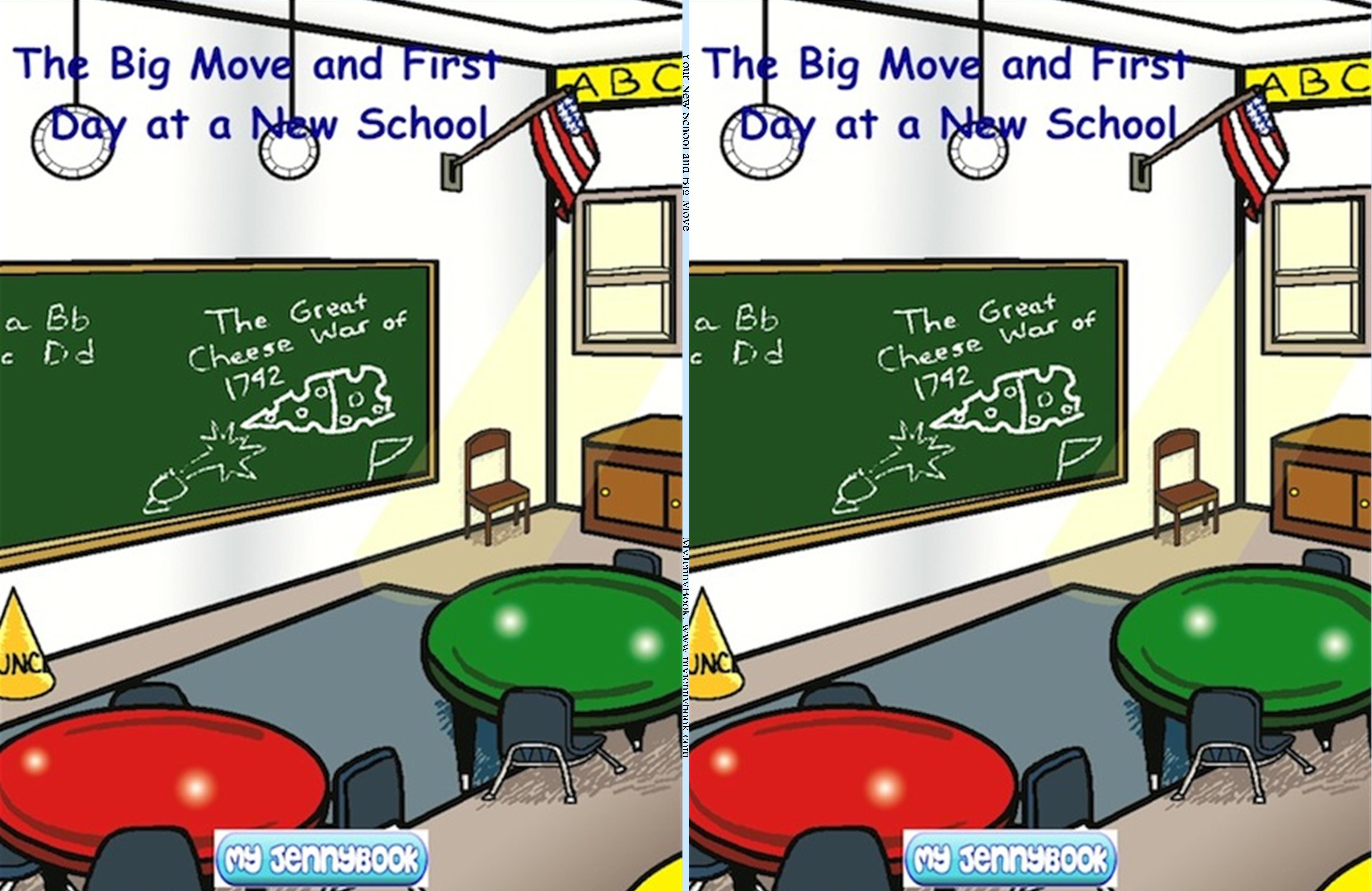 Your New School and Big Move cover image