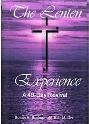 The Lenten Experience: A 40-Day Revival cover image