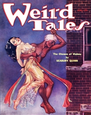 Weird Tales 1933 August cover image