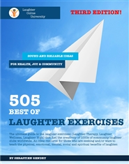 505 Best Of Laughter Exercises cover image