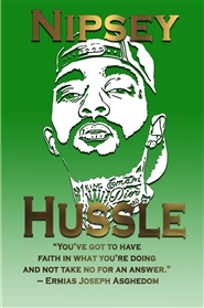 Nipsey Hussle Journal cover image