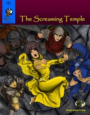 Q1 The Screaming Temple SWL cover image