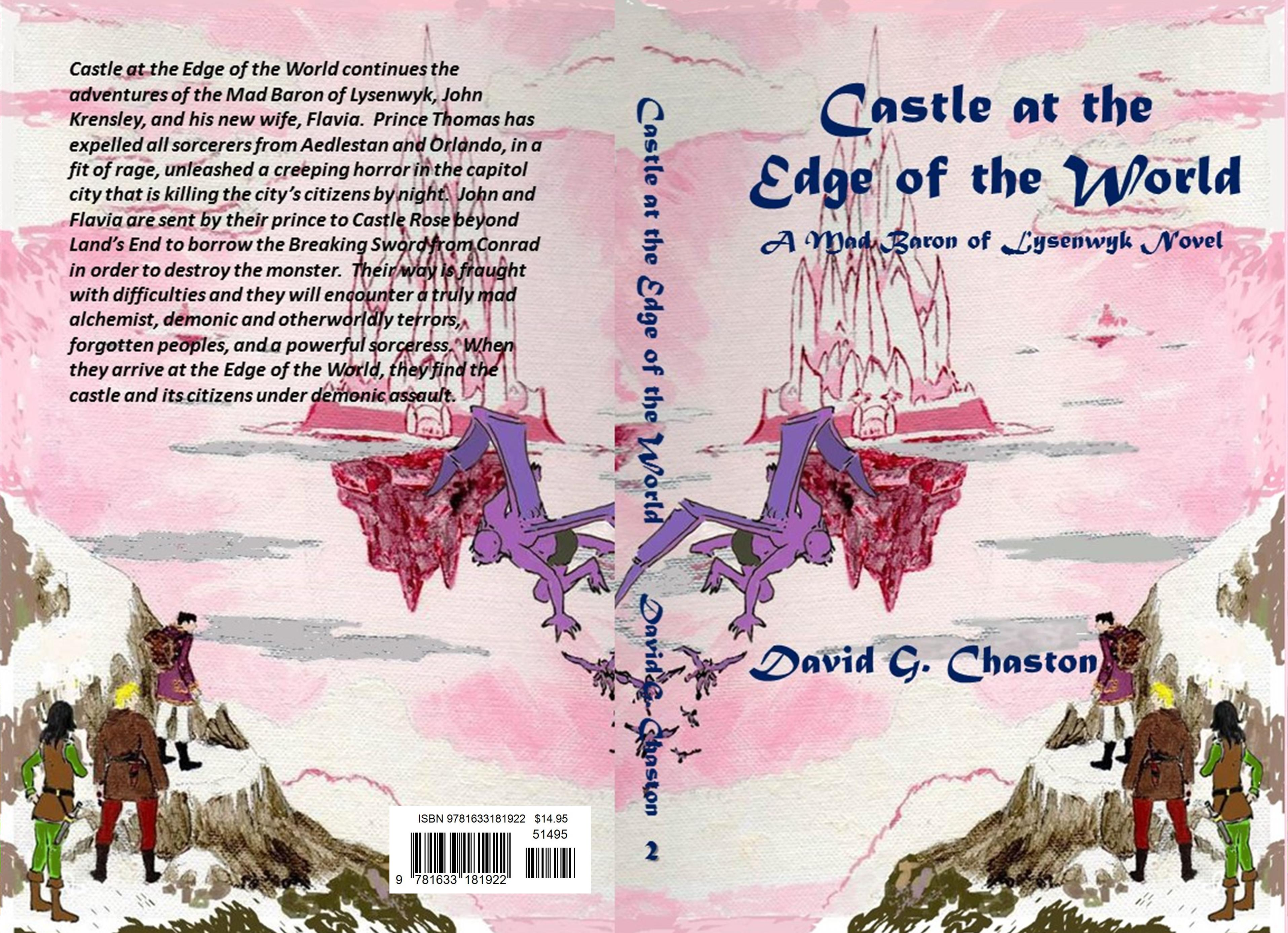 Castle at the Edge of the World cover image