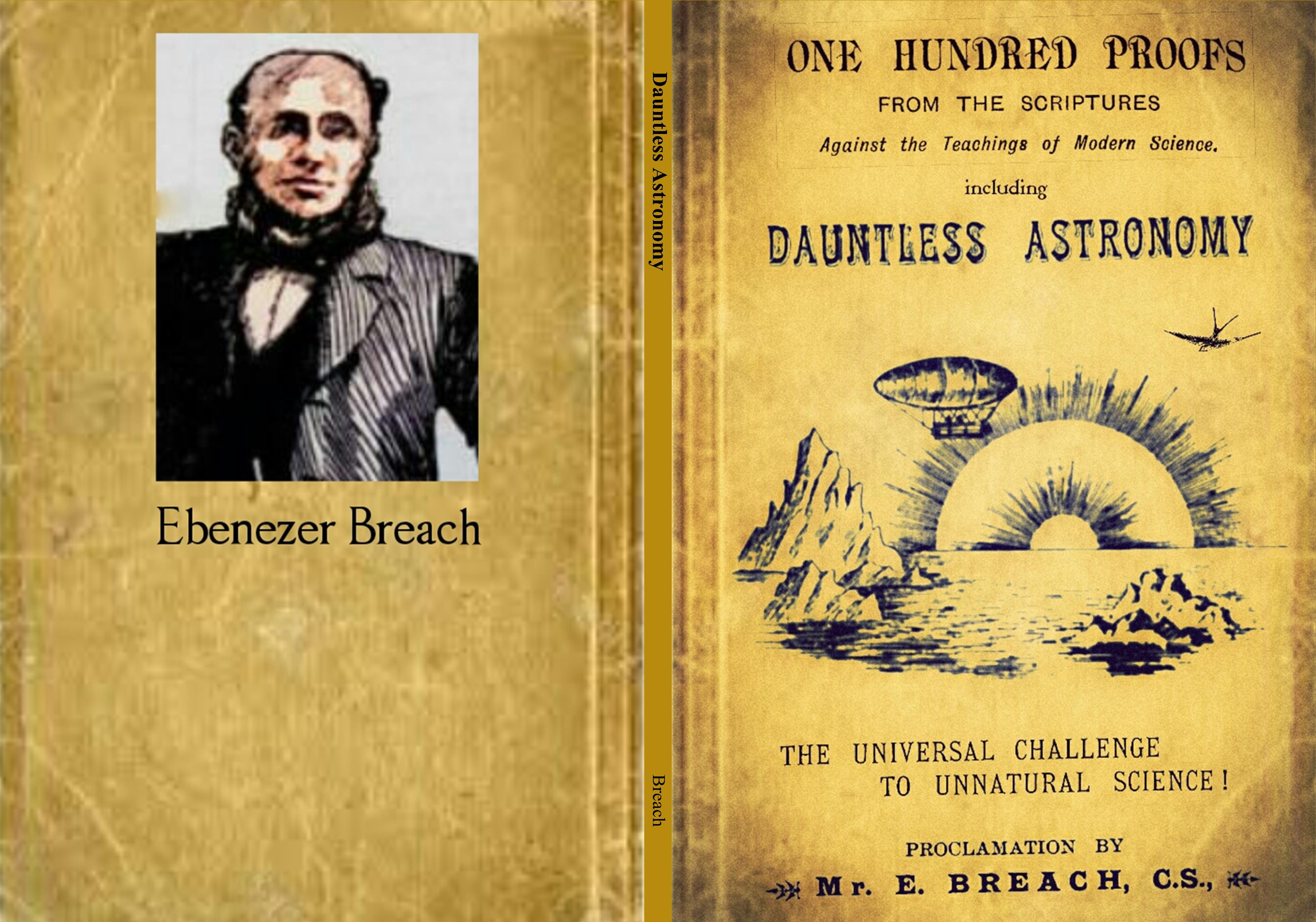 Dauntless Astronomy: The Ultimate Archival Proofs of Breach cover image