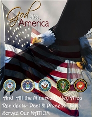 MVHG - Those who Proudly Served cover image
