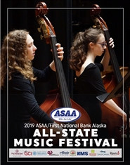 2019 ASAA/First National Bank Alaska All-State Music Festival cover image