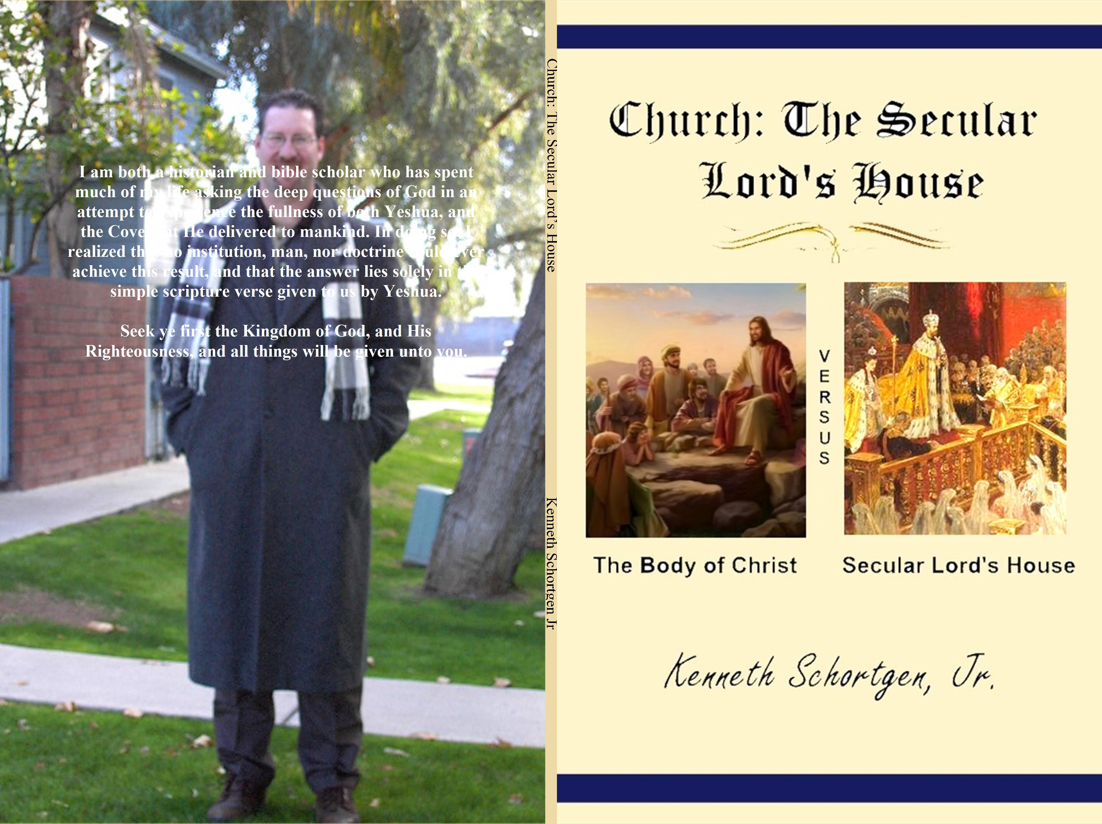 Church: The Secular Lord's House cover image