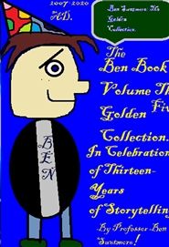 "Ben Book Volume 5: ""The Golden Collection"" cover image"