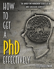 How to Get a PhD Effectively cover image
