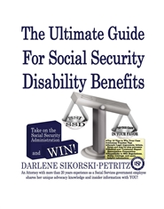 The Ultimate Guide for Social Security Disability Benefits cover image