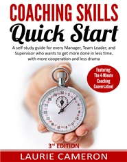 Coaching Skills Quick Start 2nd Edition cover image