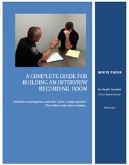 A complete Guide for Building Interview Recording Room cover image