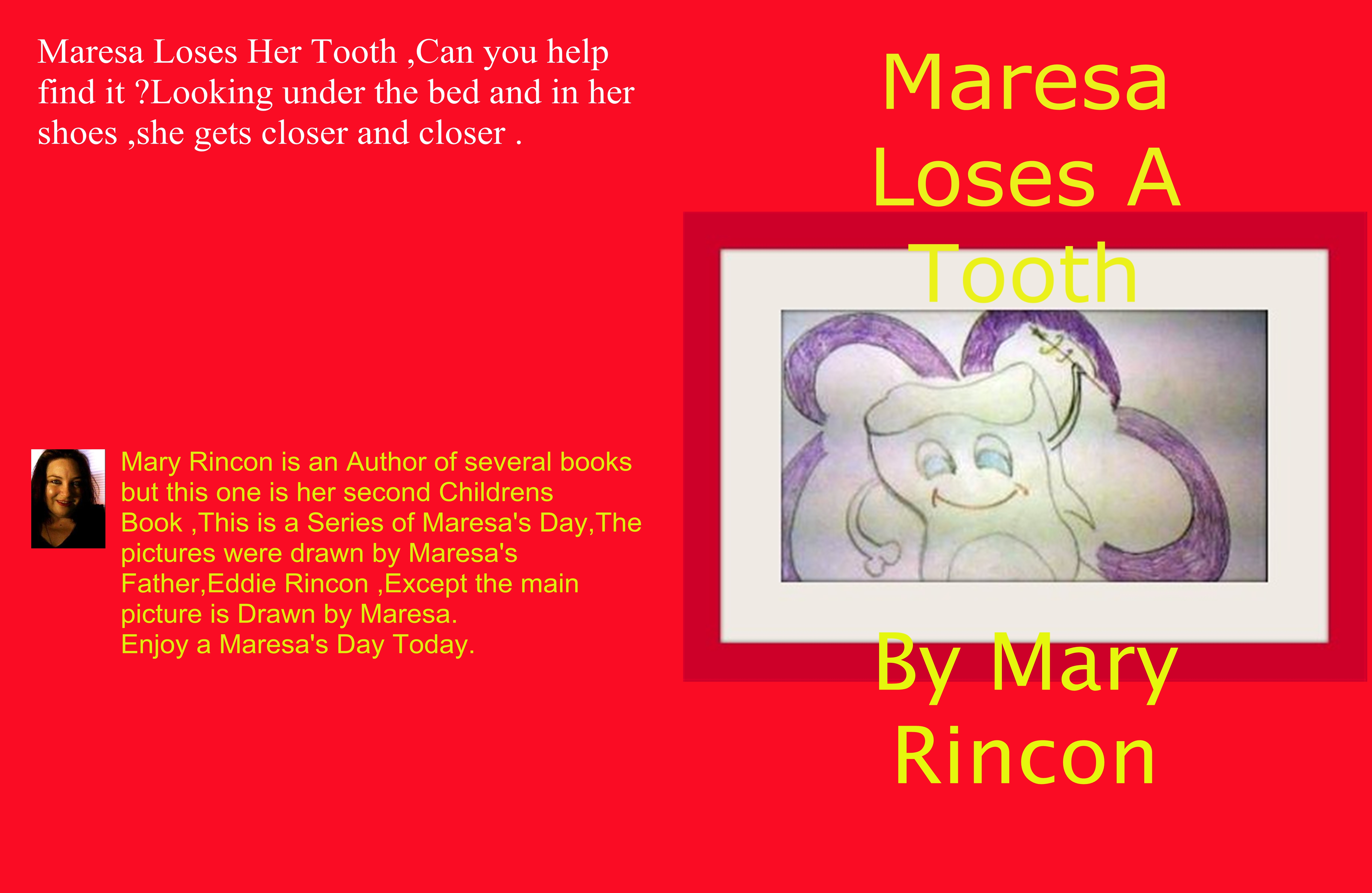 Maresa Loses A Tooth cover image
