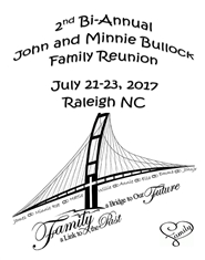 Bullock Family Reunion Keepsake cover image