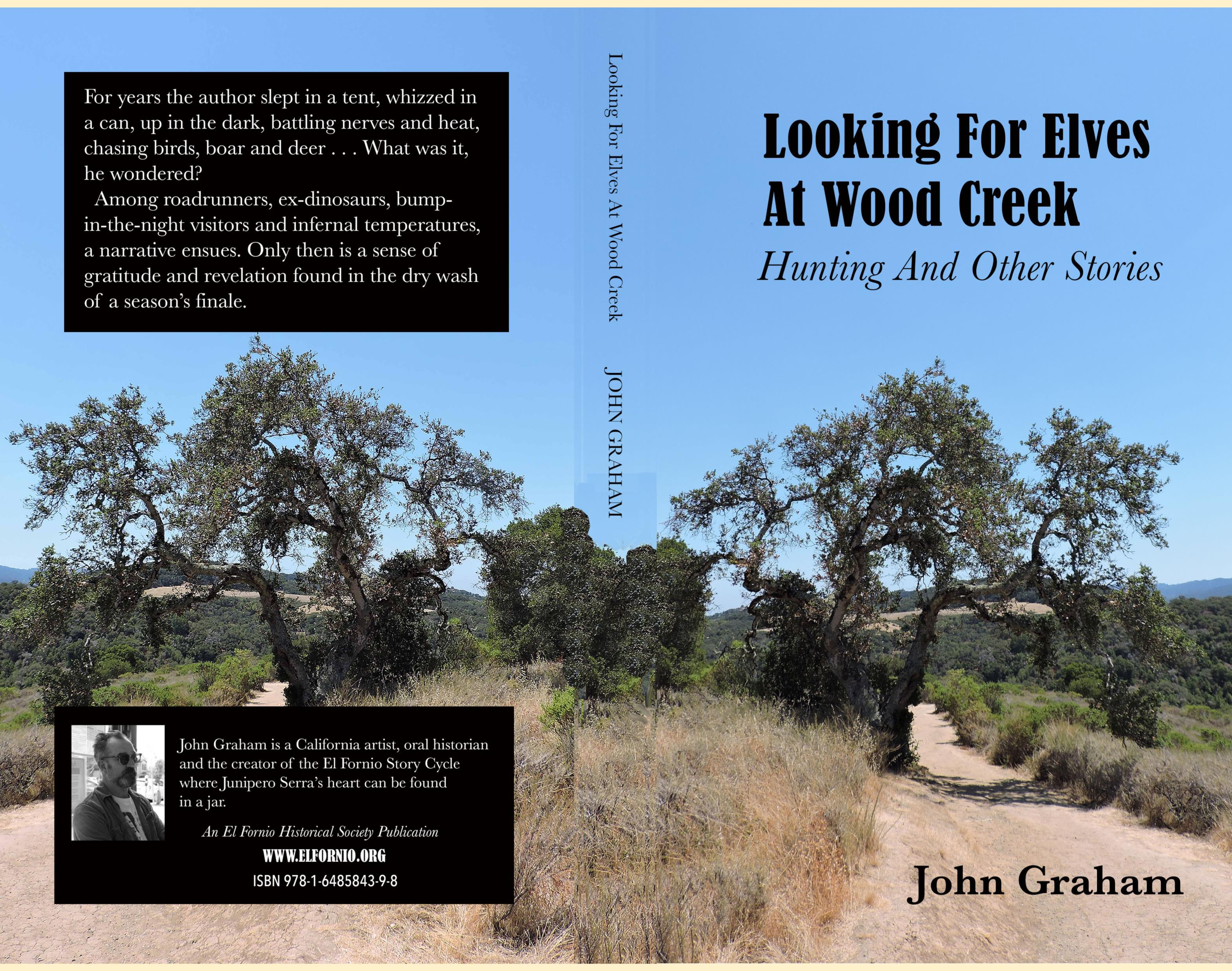 Looking For Elves At Wood Creek: Hunting And Other Stories cover image