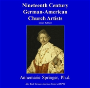 Nineteenth Century German-American Artists Color Edition cover image