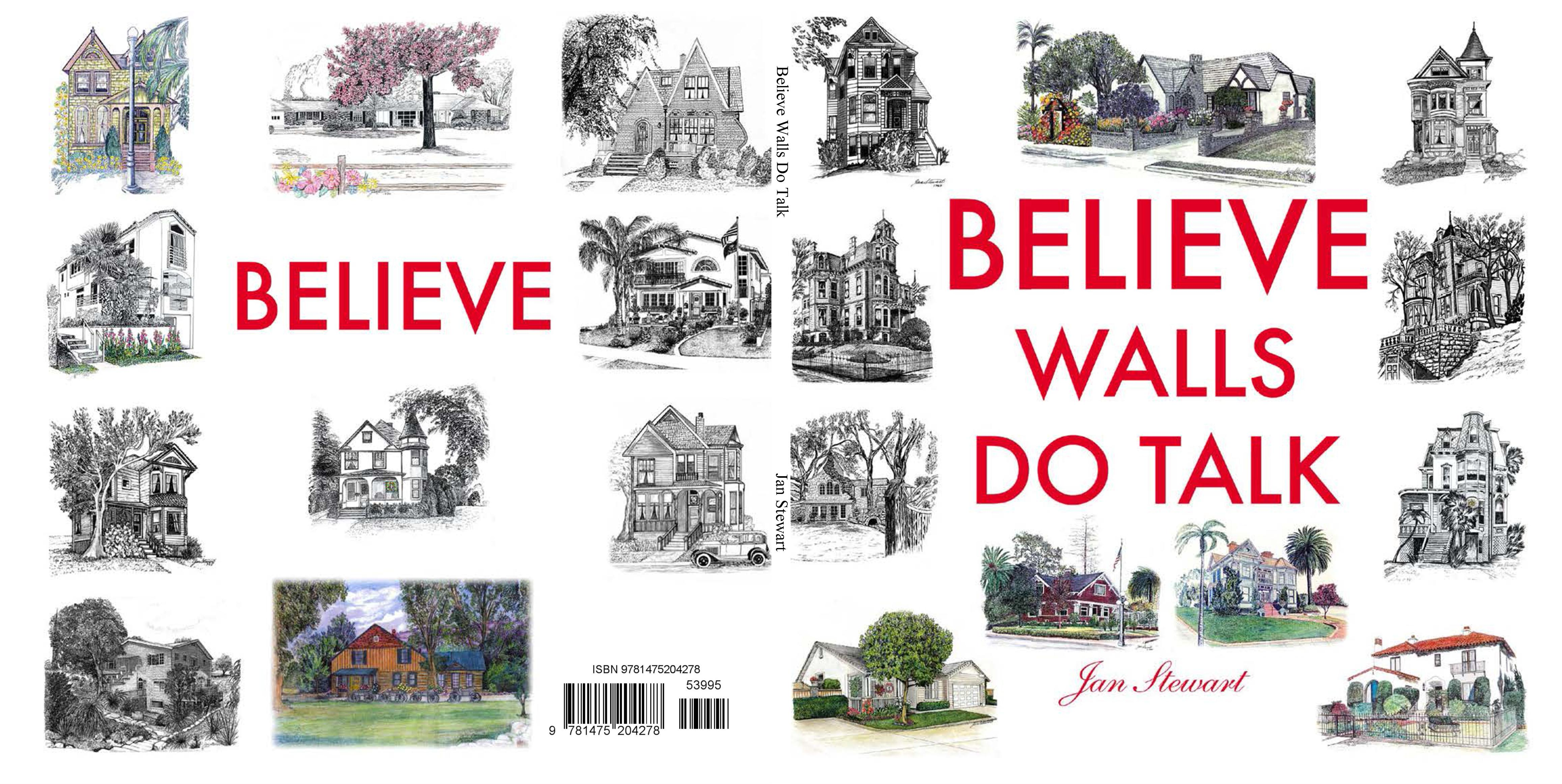 Believe Walls Do Talk cover image